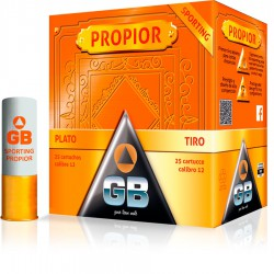 Cartucho GB 12 Propior 28 8