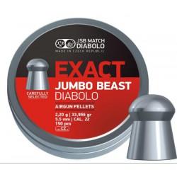 Balín JSB Jumbo Exact Beast...