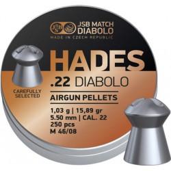 Balín JSB Hades 5.50 -...