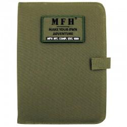 Libreta MFH A5 OD Green