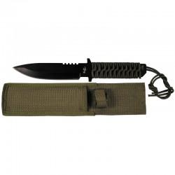 Cuchillo MFH Knife Fixed Blade