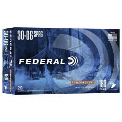 Munición Federal .30-06 Spr...