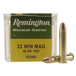 Munición Remington .22...