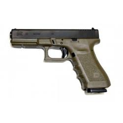 Pistola Glock 22 Verde