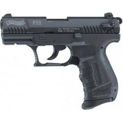 Pistola Umarex Detonadora Walther PP 9mm PAK