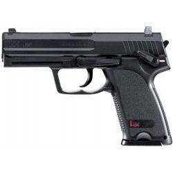 Pistola Umarex H&K USP Co2 - 4.5 mm BBs