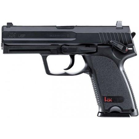 Pistola Umarex H&K USP Co2 - 4.5 mm BBs