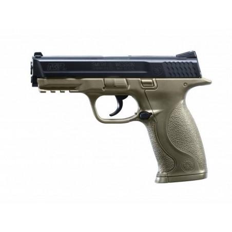 Pistola Umarex S&W M&P Desert Co2 4.5 mm BBs