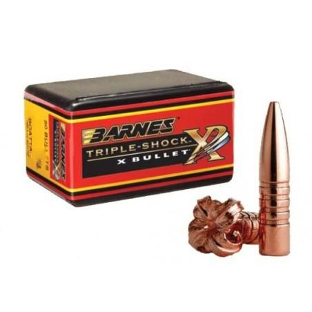 Puntas Barnes .224 - 70 gr TSX 50 unid.