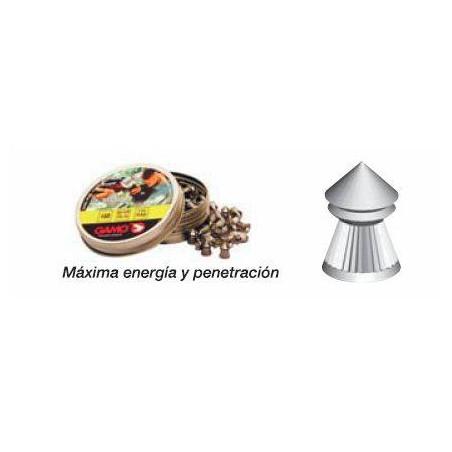 Balín Gamo 5.5 Magnum Energy 250 und