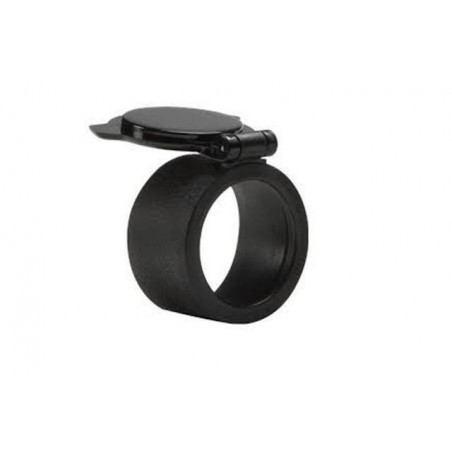 Tapa Visor Quake Flip Up nº 4 Negra 35-40 mm