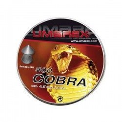 Balín Umarex Cobra 4.5 mm...