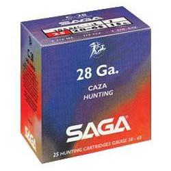 Cartucho SAGA 28 Gold 15 gr 7