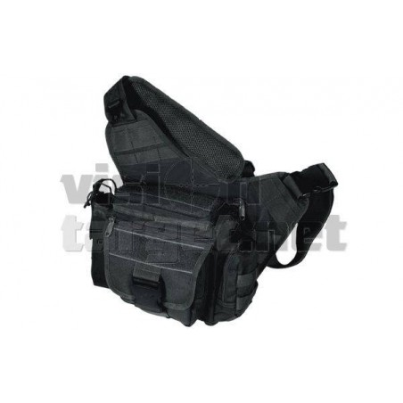 Bolso Leapers Multifuncional Mensajero Black