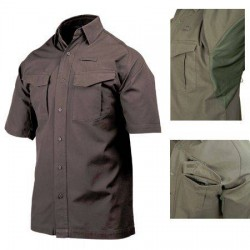 Camisa Blackhawk Tactical Performance Negra L