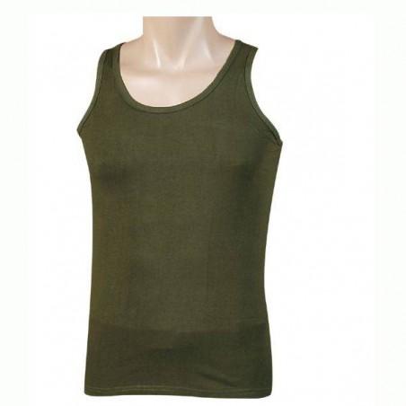 Camiseta Mil-Tec Tirantes Ejército