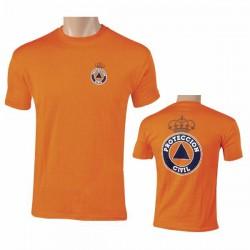 Camiseta Foraventure Cuerpos de Seguridad