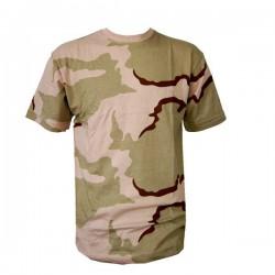 Camiseta Foraventure Manga Corta Camo