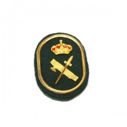 Emblema Foraventure G. Civil con Fieltro