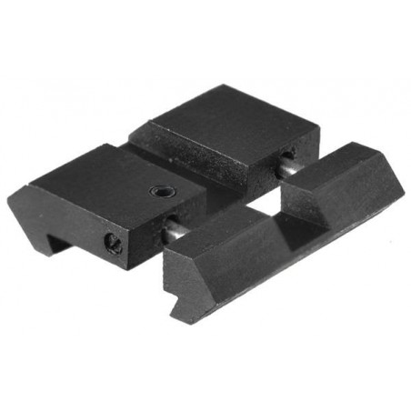 Base Leapers Adaptador Dovetail Picatinny