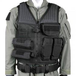 Chaleco MTP Militar Cordura