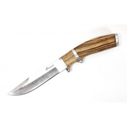 Cuchillo Amont Madera Olivo 10.50 cm
