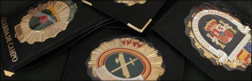 Carteras - Material Policial - Armerí Online