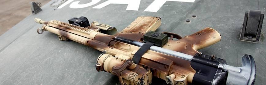 Rifles Militares