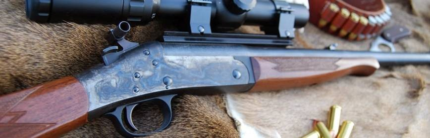 Rifles Monotiro - Armería Online
