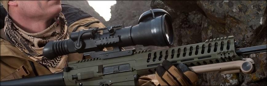 Visión Nocturna: Visor Nocturno Rifle - Armería Online