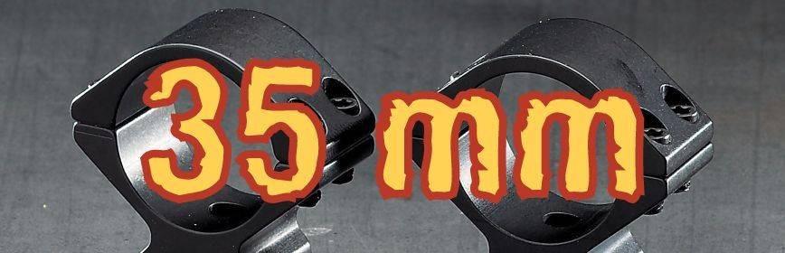 Anillas 35 mm - Armería Online