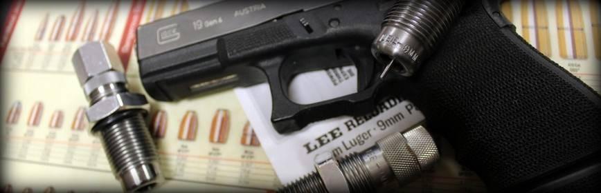 Dies Pistola - Recarga - Armería Online