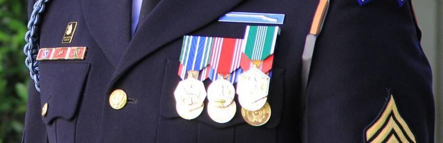 Medallas - Material policial - Armería Online